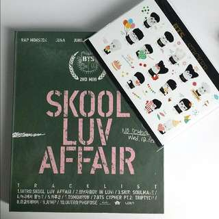Bts Boy In Luv Unsealed Album