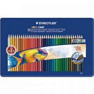 德國施德樓 ABS水彩色鉛筆組 36色 (可議價)