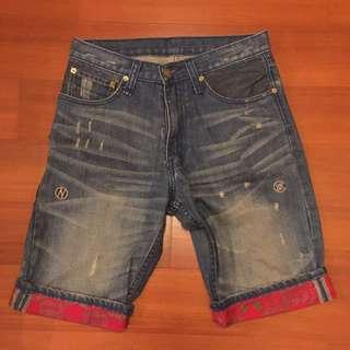 保留 Levi's短褲(二手)