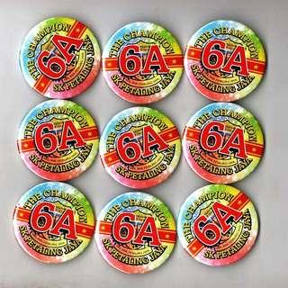 Button Badges 58mm