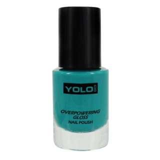 YOLO超飽和顯色指甲油 Emlly NO-002