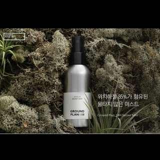 韓國醫美級保養 Ground Plan金縷梅保濕噴霧