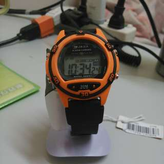 JAGA 防水運動錶