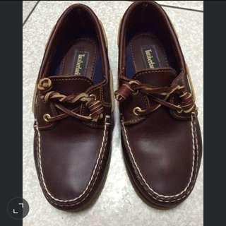 二手✨Timberland帆船鞋