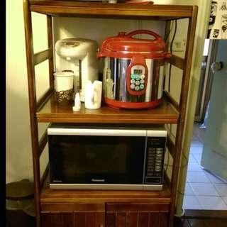 實木電器櫃