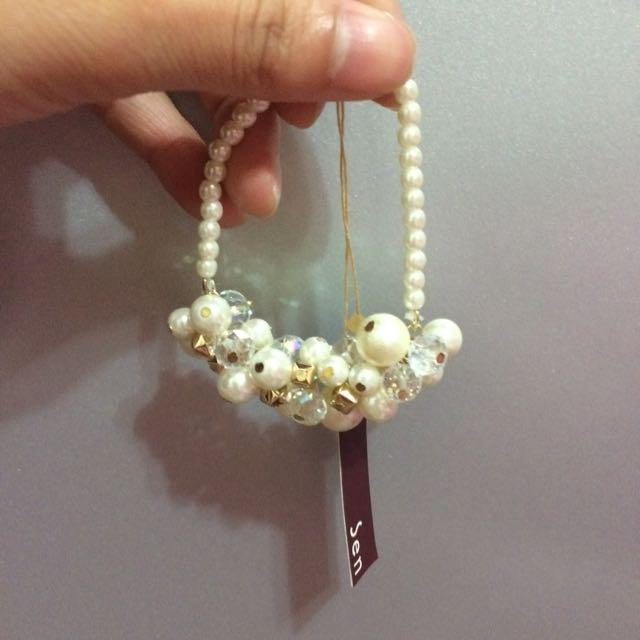 降價!!!珍珠手環