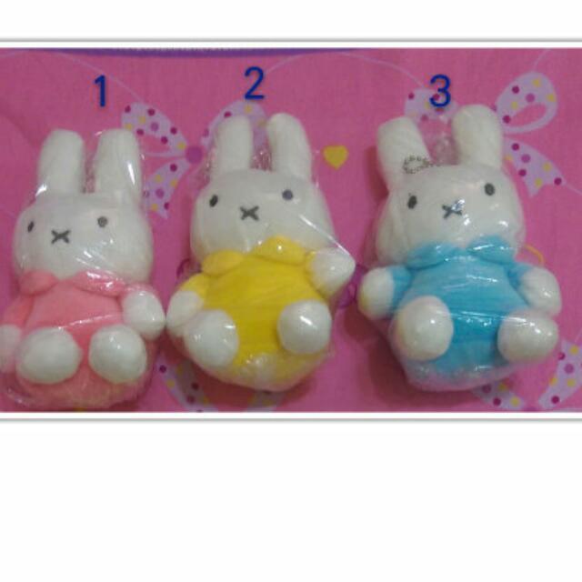 兔子娃娃吊飾