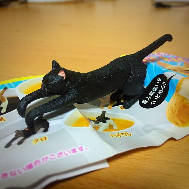 貓貓杯緣扭蛋