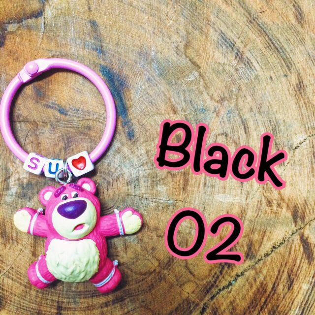 熊抱哥 鑰匙圈