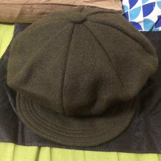 報童帽 畫家帽 小偷帽