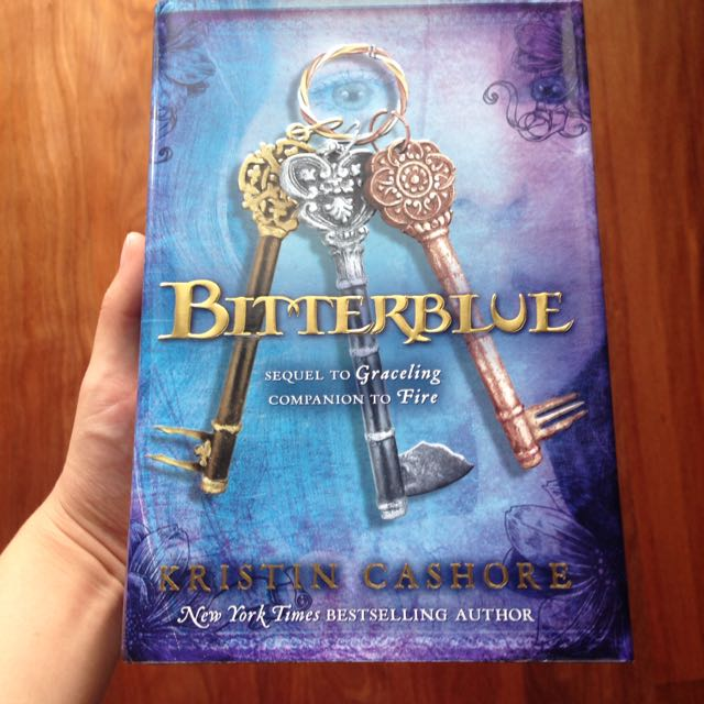 Bitterblue Hardcover, Kristin Cashore