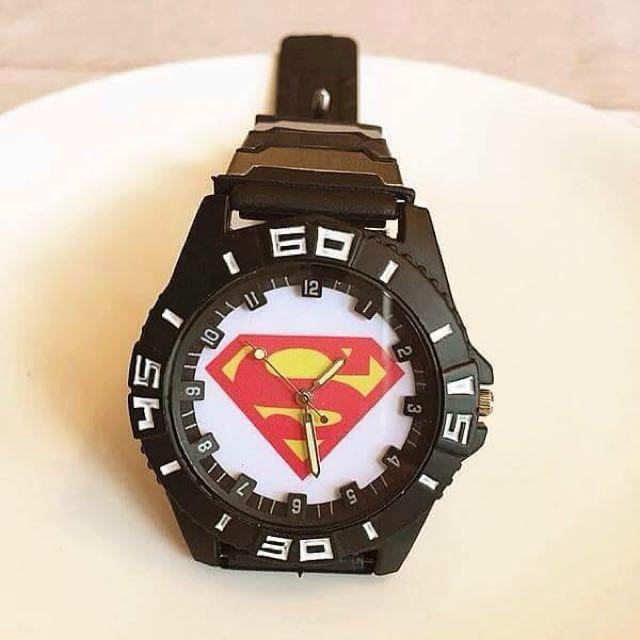 GD超人韓版潮流手錶