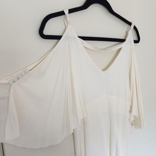 Greek Goddess Inspired Dress