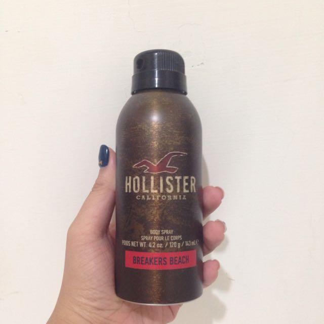 Hollister體香劑