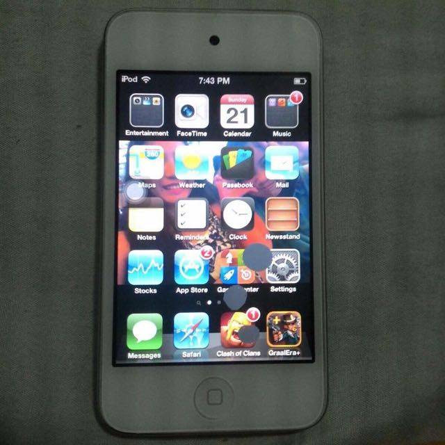 Itouch 4 16gb For 70sg
