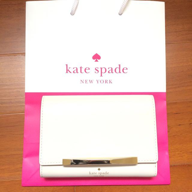 全新 Kate Spade 中夾