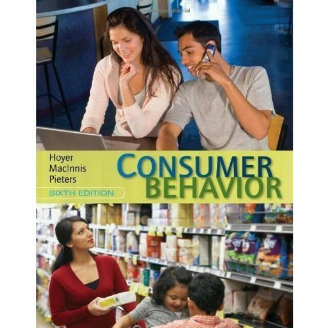 MKF2111 Consumer Behaviour