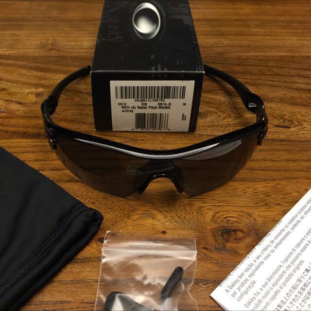 Oakley Radar Pitch (Asian Fit) 亞洲 運動 太陽眼鏡 單車 跑 棒壘