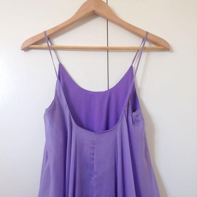 Pure Hype Lilac Dress