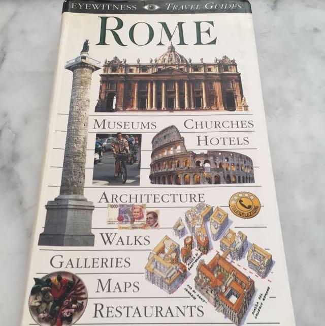 Rome By Olivia Ercoki, Ros Belford