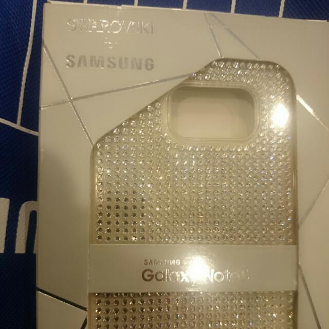 Swarovski For Samsung Note 5