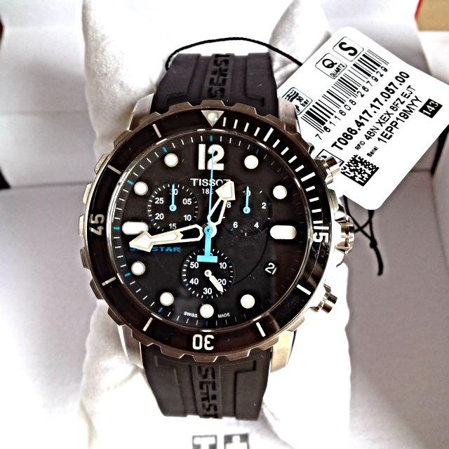 Tissot Seastar 1000 Quartz T066.417.17.057.00