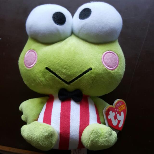 Ty Frog Toy