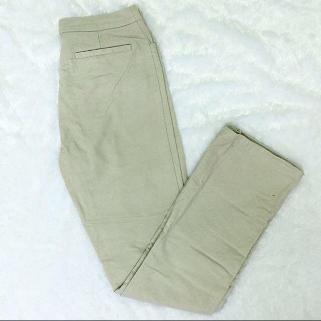 Uniqlo Beige Pants