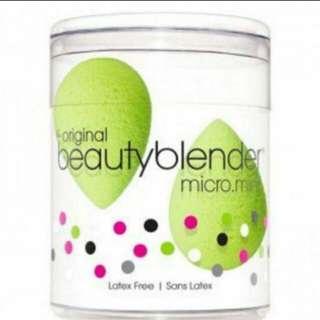 《全新 正品》BeautyBlender Mini ( Beauty Blender )