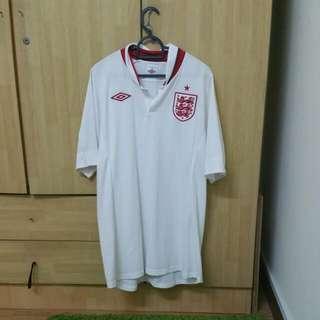Umbro England Jersey 2012-2013 (Home)