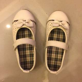 金安德森真皮好搭娃娃鞋/17.5-18cm