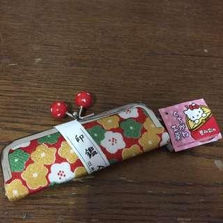 Hello Kitty 印鑑扣包