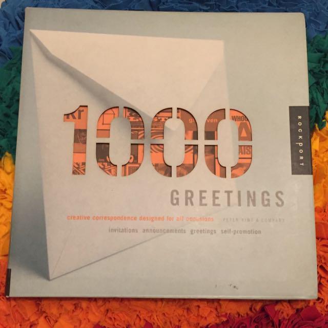 1000 Greetings Idea