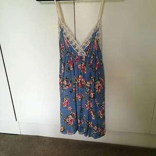 Floral Lace Dress From Paris