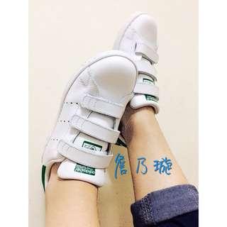 adidas originals Stan smith魔鬼氈 【尺寸】22cm
