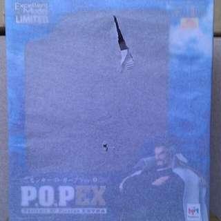 ⊙米克的窩⊙海賊王 2011年日初版 宣紙未拆 POP 年輕卡普Ver.0