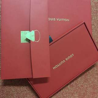 LV紅包禮盒