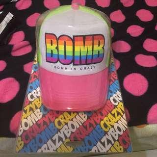 Crazy bomb 帽子
