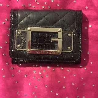 Unused Guess Wallet