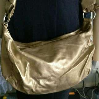 ~ Roxy ~ Gold Bag