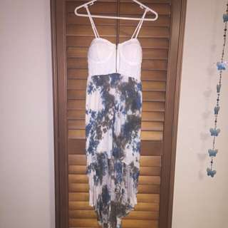 MULLET STYLE DRESS