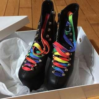 UNIF個性高跟鞋