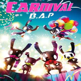 [Signed Edition] 비에이피 (B.A.P) - Carnival (5th Mini Album) [Special Ver.]