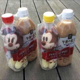 日本午後紅茶限量娃娃