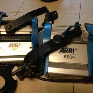 ARRI 600 Watt With Stand