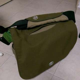 Crumpler Camera Bag (The Seven Million Dollar Home)
