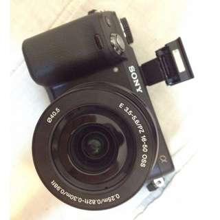 🚚 [出清品] SONY NEX6 相機 附鏡頭 99%全新