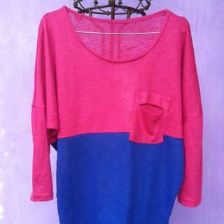 Two Town Blouse