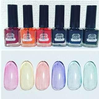 【代購】nail tint 透色暈染指甲油
