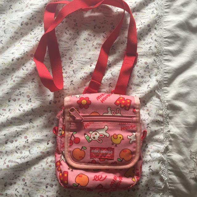 可愛隨身包 兒童包包